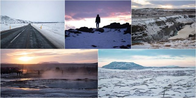 Islandia. Polarne Święta / Free