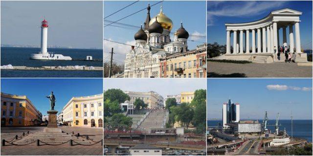 Zachwycająca Odessa / Free