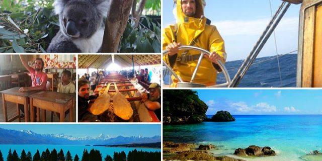 Zgubiony dzień, kava-kava, sztorm, Maorysi i wiele innych – LIVE