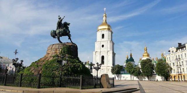 Wirtualny Kijów – spacer ulicą Wołodymirską do Placu Sofijskiego