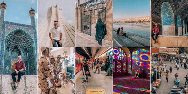 LIVE / Iran – piękny kraj i wspaniali ludzie / on-line