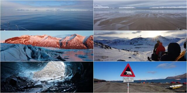 Pod bieguny. Spitsbergen, Islandia, P.Kolski, Patagonia/Free