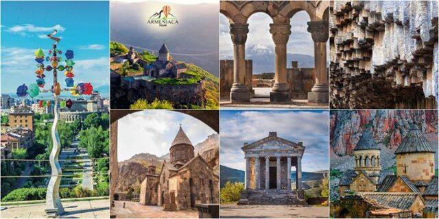 Armenia Oczami Ormian / Free