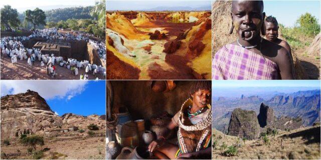 Etiopia – 3 epoki w 4 tygodnie / Free